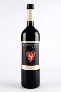 """""""IL BRECCIOLINO"""" 2004 0,75 LT"""