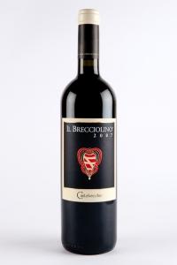 """""""IL BRECCIOLINO"""" 2007 0,75 LT"""