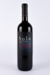 """""""SOLO UNO"""" 2009 0,75 LT."""
